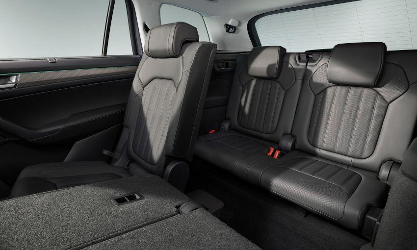 Skoda Kodiaq facelift 2022 – varian vRS dapat enjin 2.0 TSI 245 PS, DSG tujuh kelajuan  sama seperti Golf GTI Image #1313805
