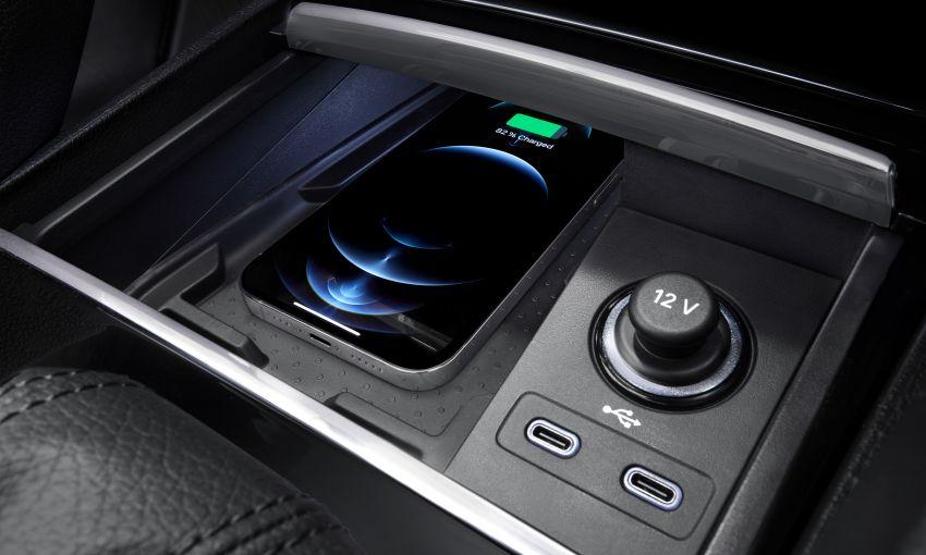 Skoda Kodiaq facelift 2022 – varian vRS dapat enjin 2.0 TSI 245 PS, DSG tujuh kelajuan  sama seperti Golf GTI Image #1313803
