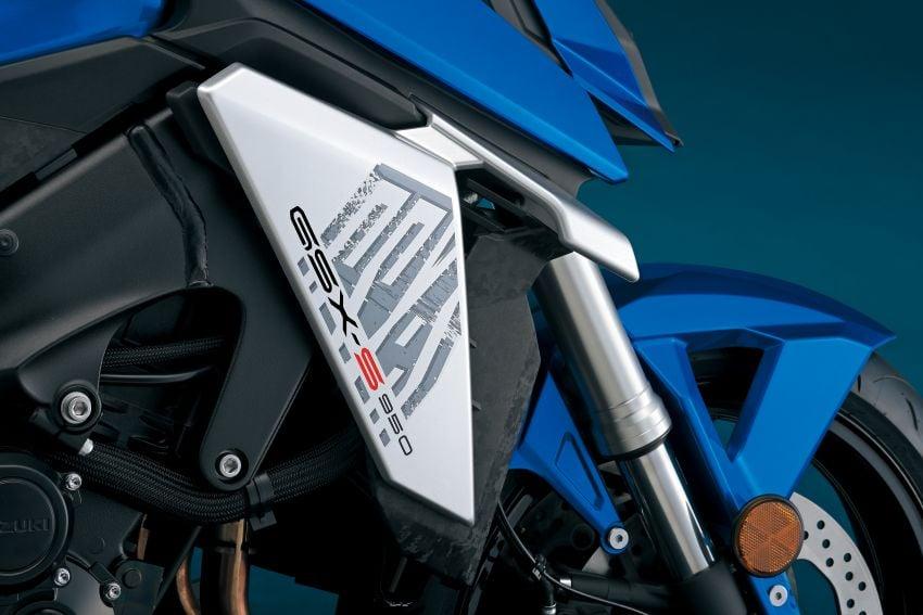 Suzuki GSXS950 vua ra mat voi gia hon 280 trieu dong