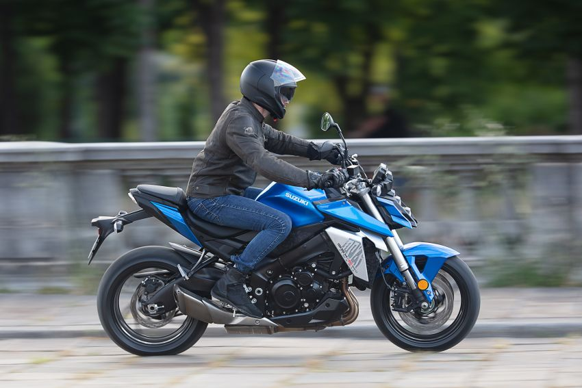 2022 Suzuki GSX-S950 coming to Europe in August Image #1308158