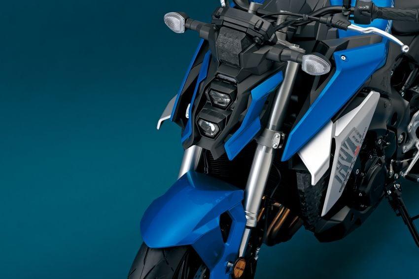 2022 Suzuki GSX-S950 coming to Europe in August Image #1308148