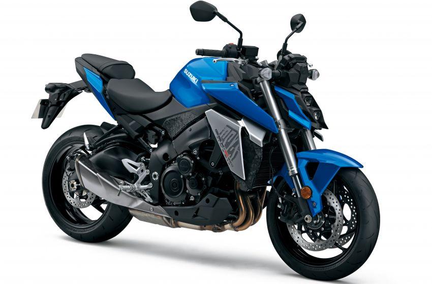 2022 Suzuki GSX-S950 coming to Europe in August Image #1308151