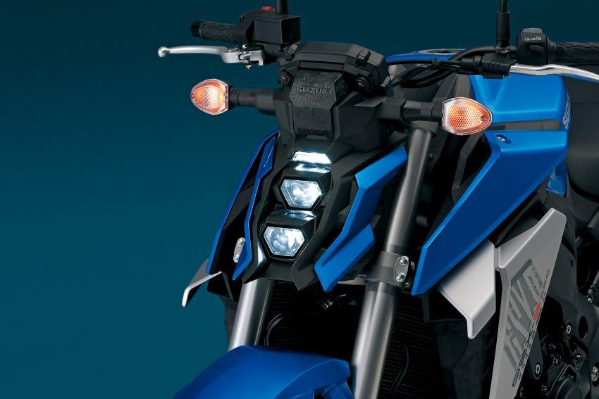 2022 Suzuki GSX-S950 coming to Europe in August Image #1308155