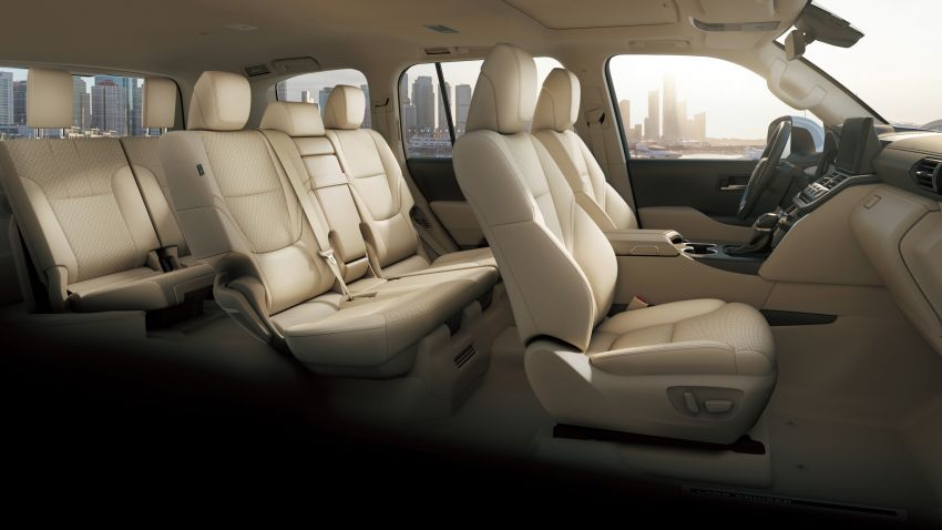 2022 Toyota Land Cruiser 300 Series – new GA-F platform saves 200 kg, V8 dropped for turbo V6 Image #1305308