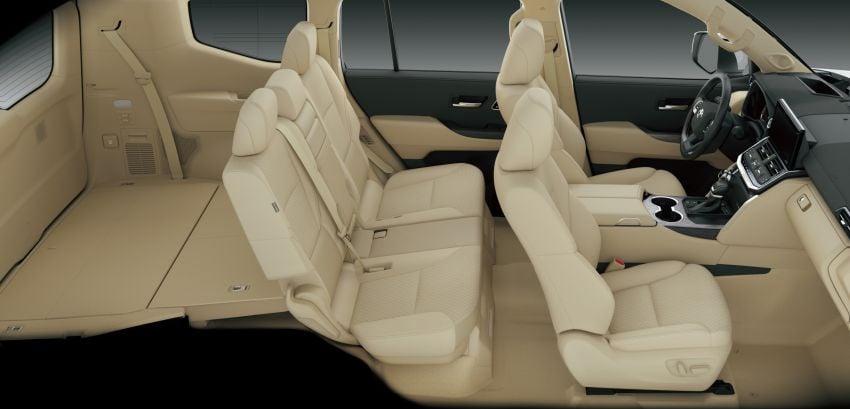 2022 Toyota Land Cruiser 300 Series – new GA-F platform saves 200 kg, V8 dropped for turbo V6 Image #1305309