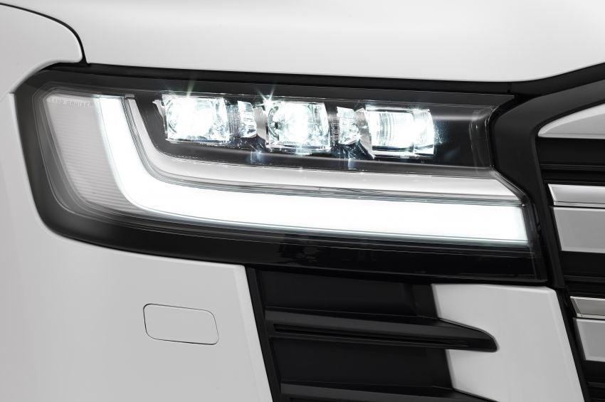 2022 Toyota Land Cruiser 300 Series – new GA-F platform saves 200 kg, V8 dropped for turbo V6 Image #1305469