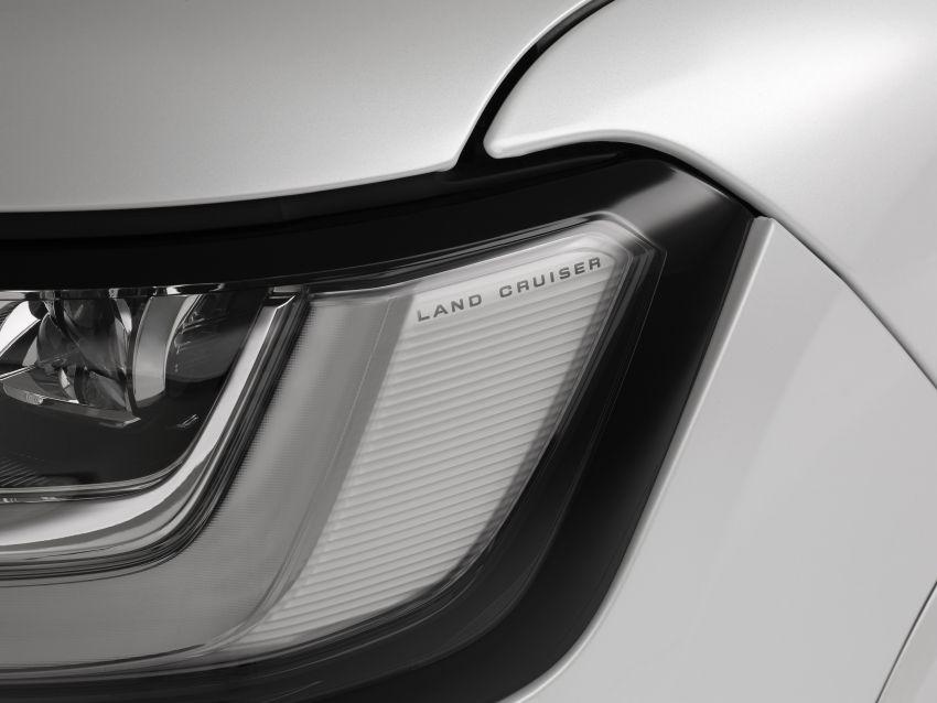 2022 Toyota Land Cruiser 300 Series – new GA-F platform saves 200 kg, V8 dropped for turbo V6 Image #1305466