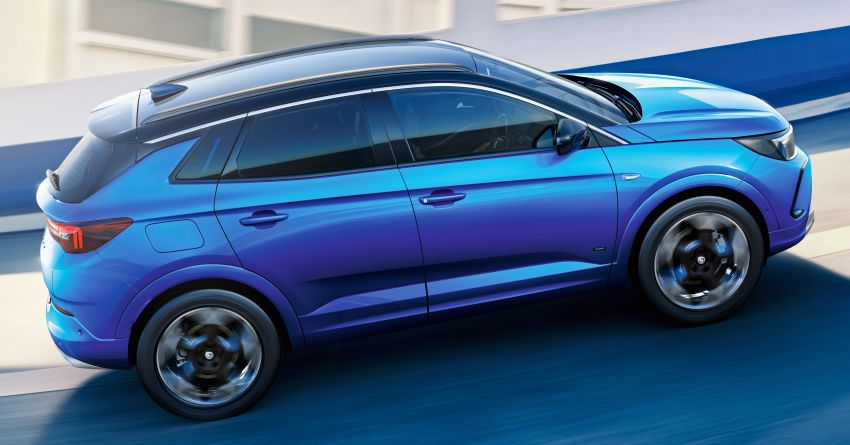2022 Opel/Vauxhall Grandland facelift makes its debut Image #1305828