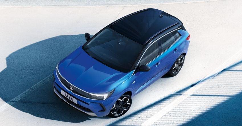 2022 Opel/Vauxhall Grandland facelift makes its debut Image #1305831