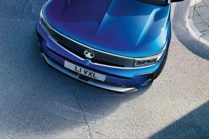 2022 Opel/Vauxhall Grandland facelift makes its debut Image #1305833