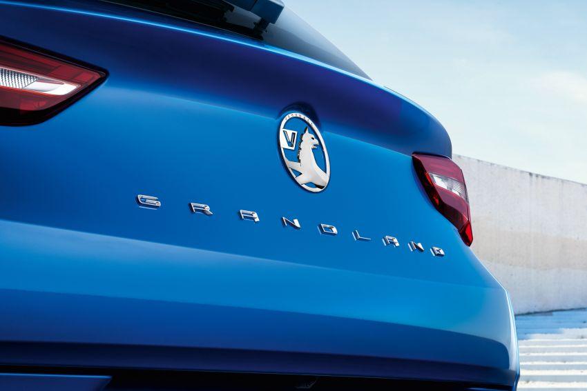 2022 Opel/Vauxhall Grandland facelift makes its debut Image #1305834