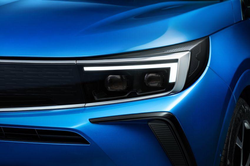 2022 Opel/Vauxhall Grandland facelift makes its debut Image #1305835