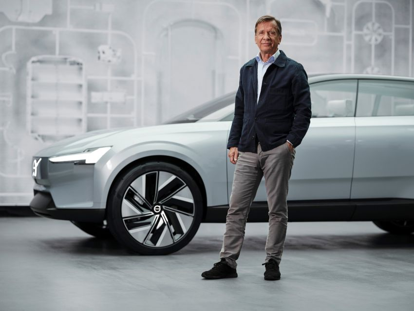 2022 Volvo Concept Recharge debuts – first glimpse into a new electric era, no more alphanumerical names Image #1313890