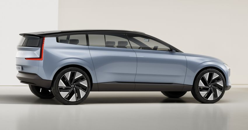 2022 Volvo Concept Recharge debuts – first glimpse into a new electric era, no more alphanumerical names Image #1313899