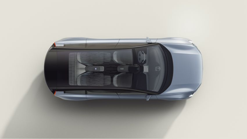 2022 Volvo Concept Recharge debuts – first glimpse into a new electric era, no more alphanumerical names Image #1313897