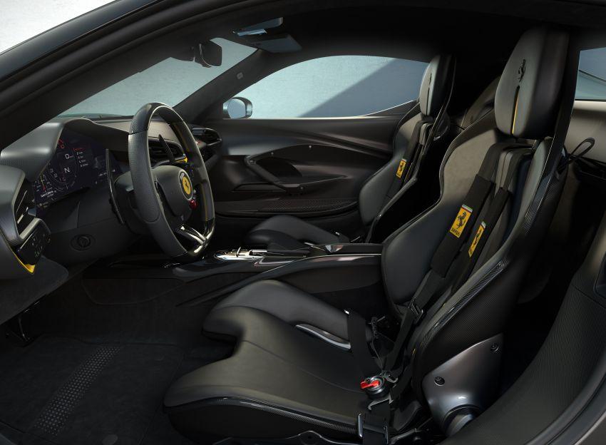 Ferrari 296 GTB debuts – 830 PS and 740 Nm V6 hybrid Image #1311946