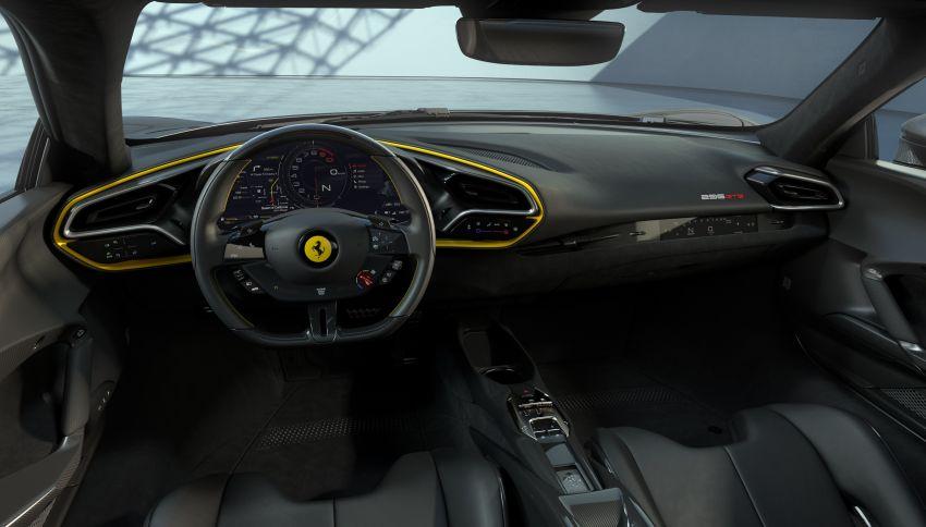Ferrari 296 GTB debuts – 830 PS and 740 Nm V6 hybrid Image #1311947