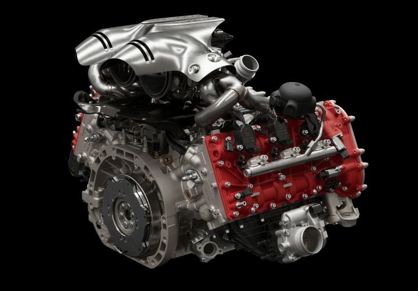 Ferrari 296 GTB debuts – 830 PS and 740 Nm V6 hybrid Image #1311949