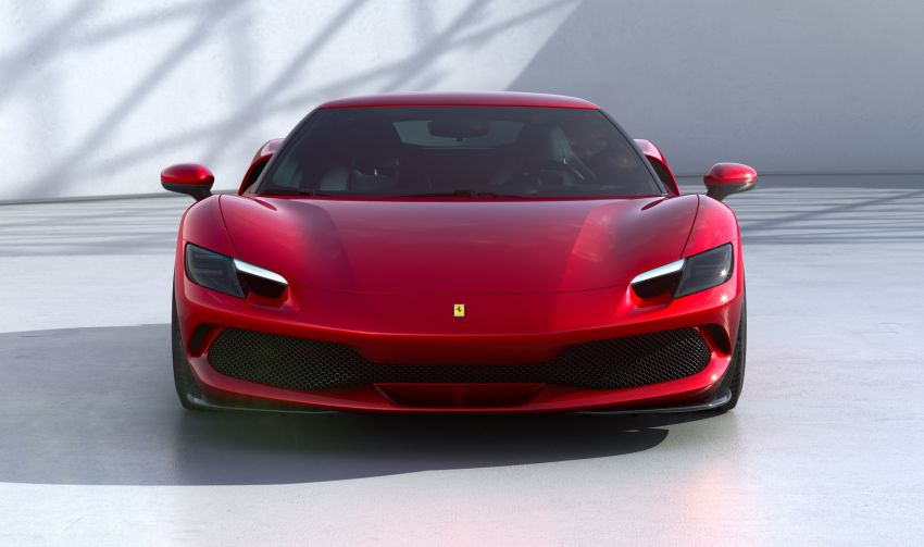 Ferrari 296 GTB debuts – 830 PS and 740 Nm V6 hybrid Image #1311955