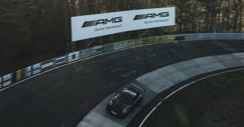 Porsche 911 GT2 RS dengan Manthey Performance Kit kini kereta produksi terpantas di Nürburgring – 6:43.3! Image #1311719
