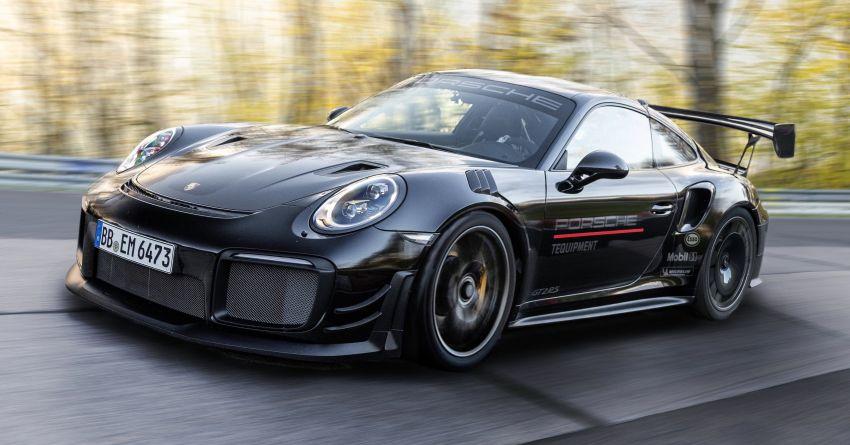 Porsche 911 GT2 RS dengan Manthey Performance Kit kini kereta produksi terpantas di Nürburgring – 6:43.3! Image #1311727