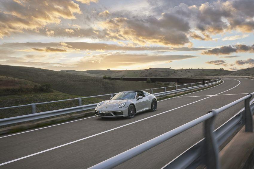 Porsche 911 992 GTS diperkenal – kuasa 480 PS dan 570 Nm, pakej Lightweight Design kurangkan 25 kg Image #1310930
