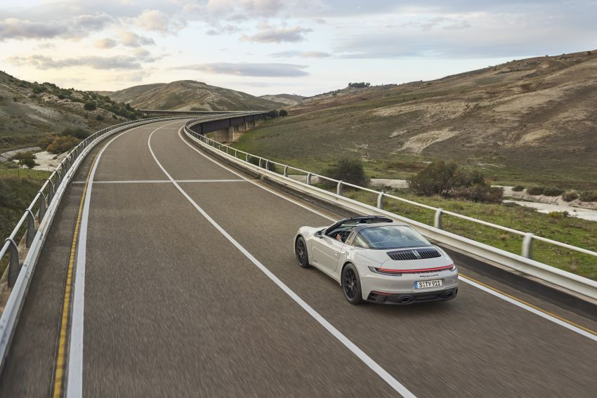 Porsche 911 992 GTS diperkenal – kuasa 480 PS dan 570 Nm, pakej Lightweight Design kurangkan 25 kg Image #1310928