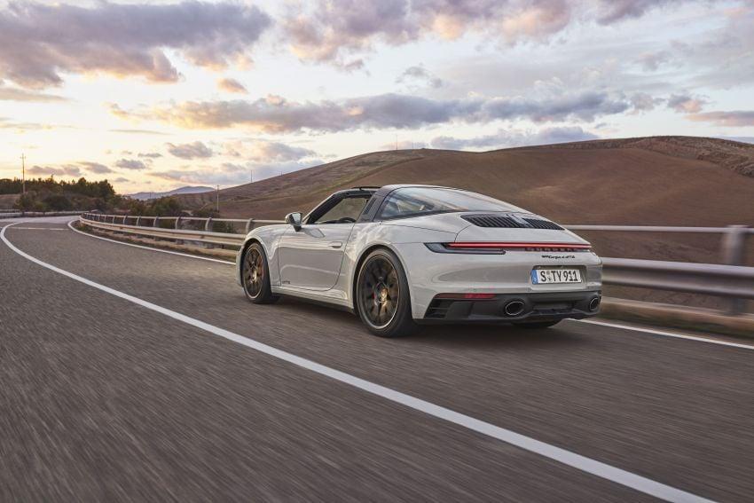 Porsche 911 992 GTS diperkenal – kuasa 480 PS dan 570 Nm, pakej Lightweight Design kurangkan 25 kg Image #1310927