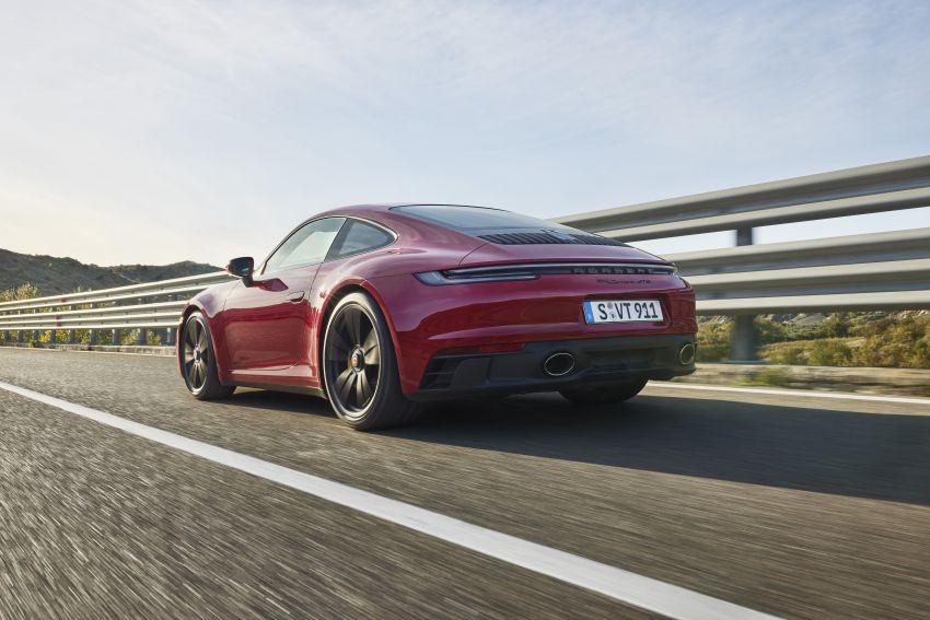Porsche 911 992 GTS diperkenal – kuasa 480 PS dan 570 Nm, pakej Lightweight Design kurangkan 25 kg Image #1310950
