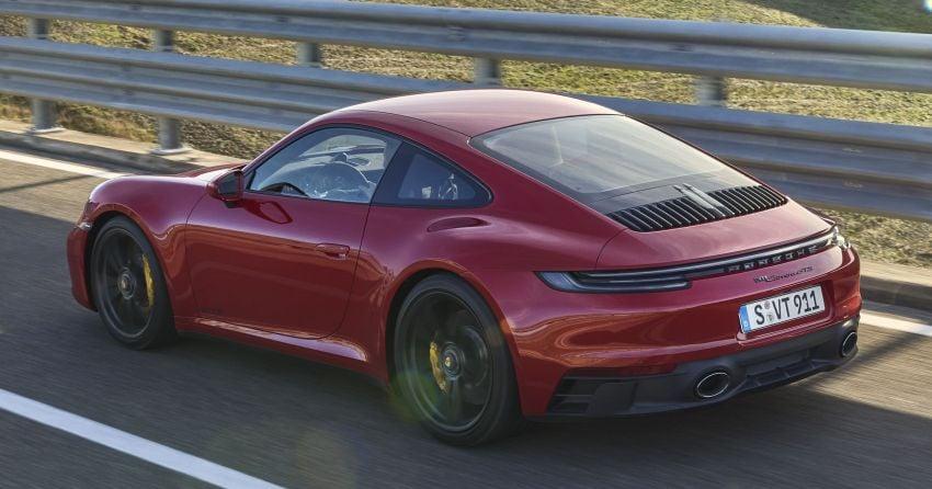 Porsche 911 992 GTS diperkenal – kuasa 480 PS dan 570 Nm, pakej Lightweight Design kurangkan 25 kg Image #1310948