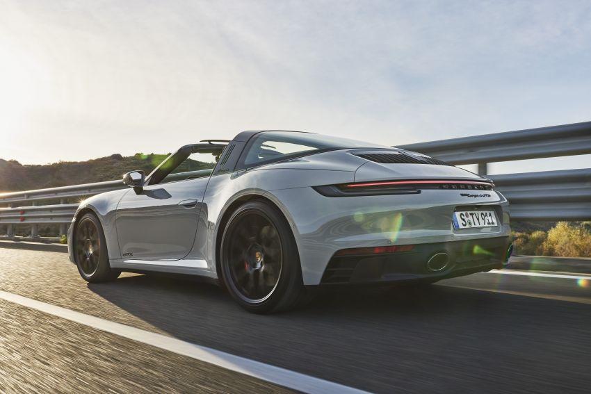Porsche 911 992 GTS diperkenal – kuasa 480 PS dan 570 Nm, pakej Lightweight Design kurangkan 25 kg Image #1310926