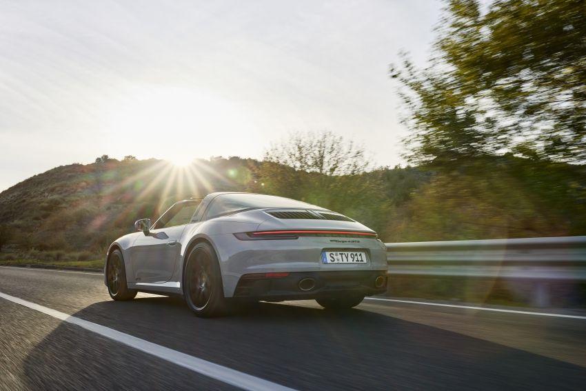 Porsche 911 992 GTS diperkenal – kuasa 480 PS dan 570 Nm, pakej Lightweight Design kurangkan 25 kg Image #1310924
