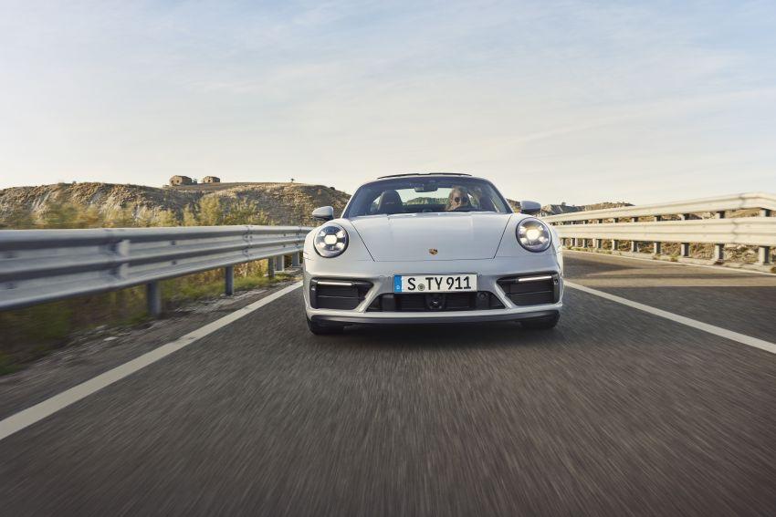 Porsche 911 992 GTS diperkenal – kuasa 480 PS dan 570 Nm, pakej Lightweight Design kurangkan 25 kg Image #1310923