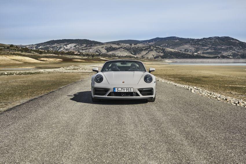 Porsche 911 992 GTS diperkenal – kuasa 480 PS dan 570 Nm, pakej Lightweight Design kurangkan 25 kg Image #1310917