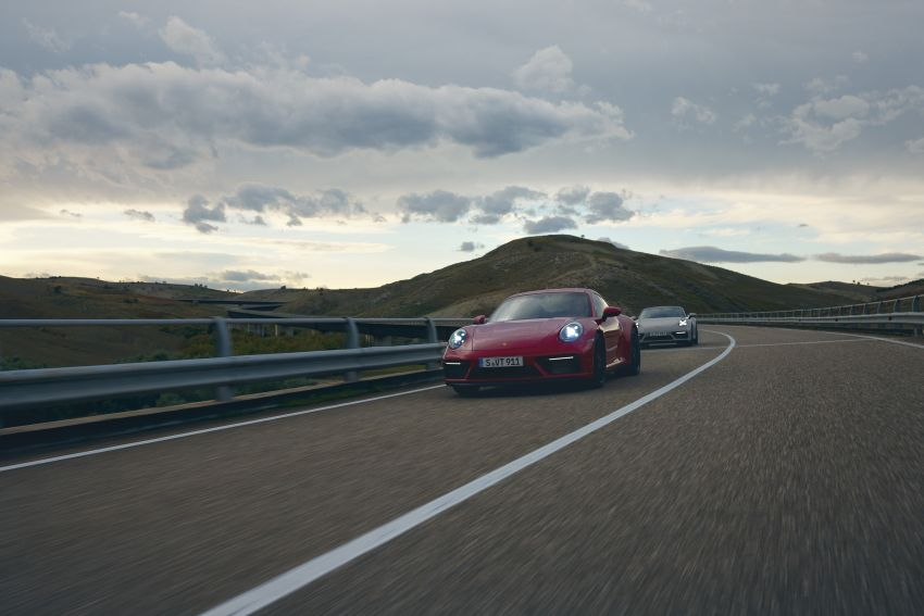 Porsche 911 992 GTS diperkenal – kuasa 480 PS dan 570 Nm, pakej Lightweight Design kurangkan 25 kg Image #1310931