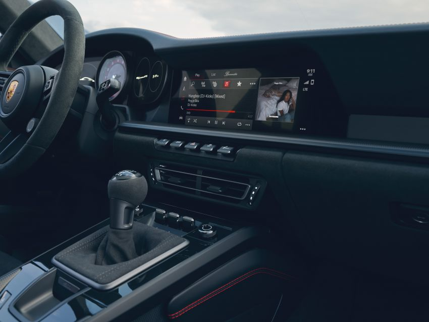 Porsche 911 992 GTS diperkenal – kuasa 480 PS dan 570 Nm, pakej Lightweight Design kurangkan 25 kg Image #1310941