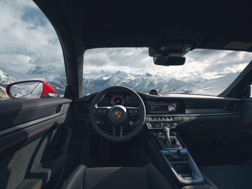 Porsche 911 992 GTS diperkenal – kuasa 480 PS dan 570 Nm, pakej Lightweight Design kurangkan 25 kg Image #1310940