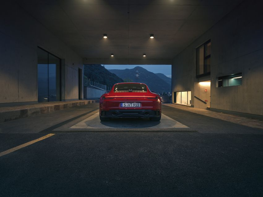 Porsche 911 992 GTS diperkenal – kuasa 480 PS dan 570 Nm, pakej Lightweight Design kurangkan 25 kg Image #1310934
