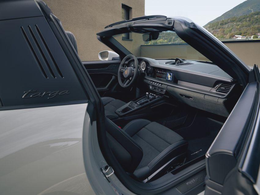 Porsche 911 992 GTS diperkenal – kuasa 480 PS dan 570 Nm, pakej Lightweight Design kurangkan 25 kg Image #1310915