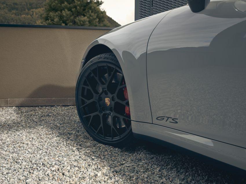 Porsche 911 992 GTS diperkenal – kuasa 480 PS dan 570 Nm, pakej Lightweight Design kurangkan 25 kg Image #1310914