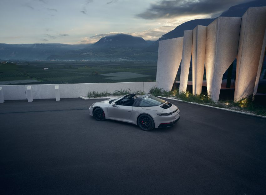 Porsche 911 992 GTS diperkenal – kuasa 480 PS dan 570 Nm, pakej Lightweight Design kurangkan 25 kg Image #1310912