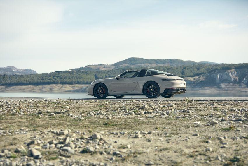 Porsche 911 992 GTS diperkenal – kuasa 480 PS dan 570 Nm, pakej Lightweight Design kurangkan 25 kg Image #1310911