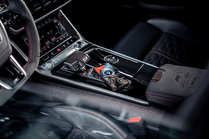 Audi RS6 Johann Abt Signature Edition – all 64 units of the ABT exclusive sold out in a week; 800 PS, 980 Nm! Image #1308045
