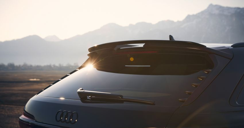 Audi RS6 Johann Abt Signature Edition – all 64 units of the ABT exclusive sold out in a week; 800 PS, 980 Nm! Image #1308046