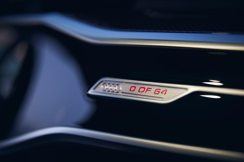 Audi RS6 Johann Abt Signature Edition – all 64 units of the ABT exclusive sold out in a week; 800 PS, 980 Nm! Image #1308050