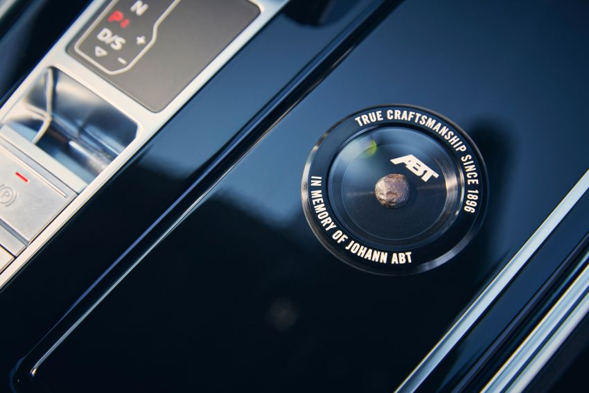 Audi RS6 Johann Abt Signature Edition – all 64 units of the ABT exclusive sold out in a week; 800 PS, 980 Nm! Image #1308051