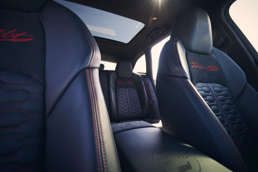 Audi RS6 Johann Abt Signature Edition – all 64 units of the ABT exclusive sold out in a week; 800 PS, 980 Nm! Image #1308052