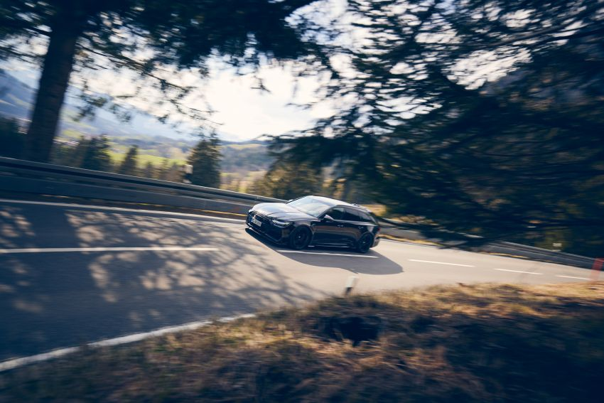 Audi RS6 Johann Abt Signature Edition – all 64 units of the ABT exclusive sold out in a week; 800 PS, 980 Nm! Image #1308055
