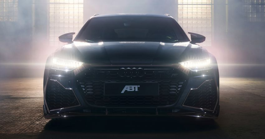 Audi RS6 Johann Abt Signature Edition – all 64 units of the ABT exclusive sold out in a week; 800 PS, 980 Nm! Image #1308062