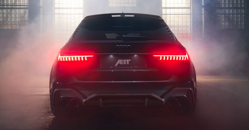 Audi RS6 Johann Abt Signature Edition – all 64 units of the ABT exclusive sold out in a week; 800 PS, 980 Nm! Image #1308037